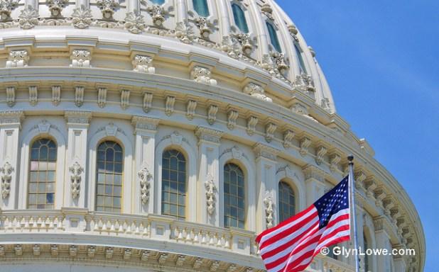 The U.S. Capitol Building - Washington DC. (Photo by www.GlynLowe.com, Creative Commons License)
