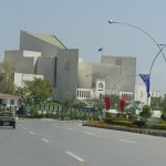 Supreme Court of Pakistan's building in Islamabad. (Photo by Aamer Ahmed, Creative Commons License)