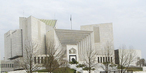 Supreme Court of Pakistan's building in Islamabad. (Photo by ImposterVT, Creative Commons License)