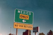 Mexicans are Migrating, Just Not Across the US Border