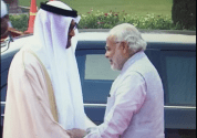 View from India: Getting Ties with UAE on Track
