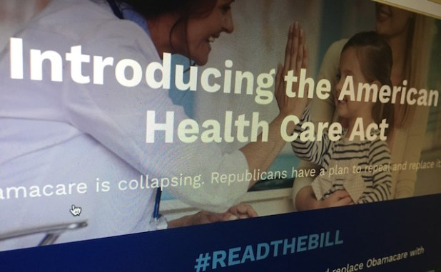 The new plan would allow the insurance companies to charge 30 percent more to a customer who wants to sign up for health care if that person does not have current coverage. (VW photo)