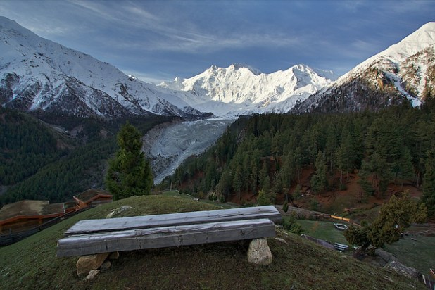 Gilgit-Baltistan's economy is heavily dependent on tourism. The region needs more independent institutions to diversify and develop its economy. (Photo by Ahmed Sajjad Zaidi, CC license)