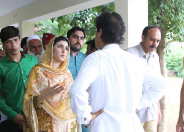Ayesha Gulalai's accusations have pushed Pakistan into a new round of nasty politics.