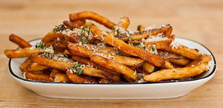 Toronto's best fries
