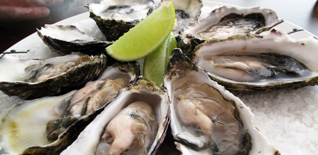 BC Oysters