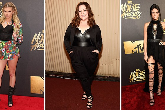 best worst dressed 2016 mtv movie awards