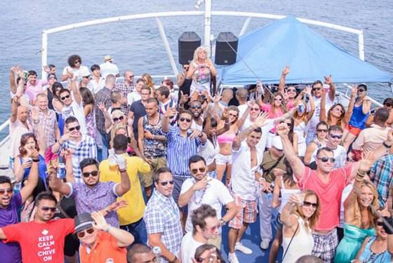 boat cruises in toronto