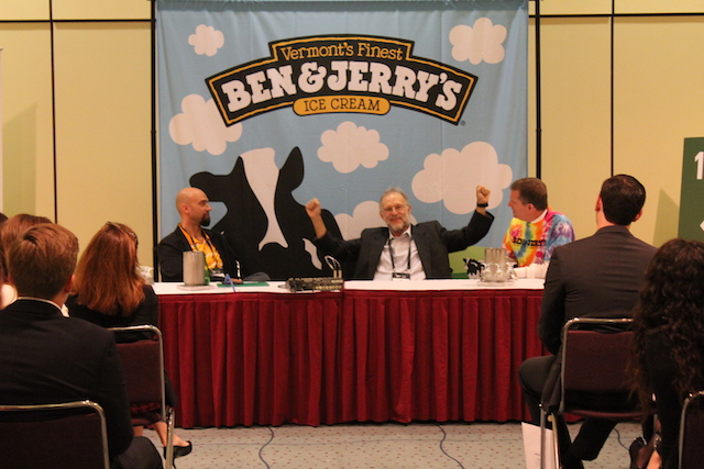 Jerry Greenfield at