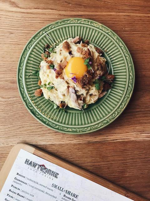 Carbonara from Hawthorne Food & Drink (Image: Sarah May)