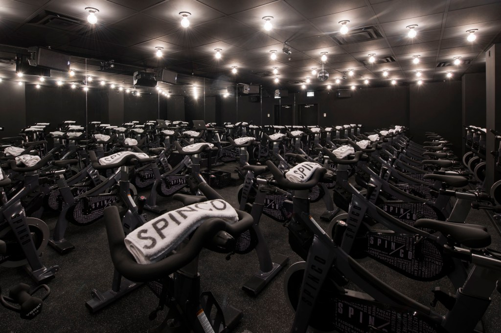 Toronto spin classes
