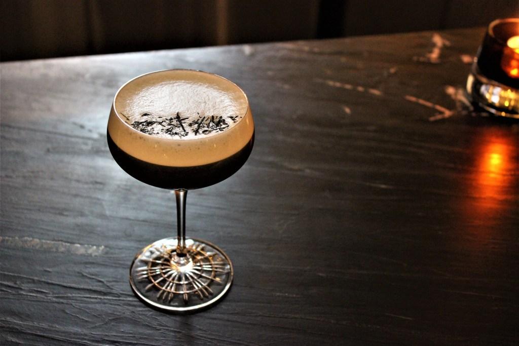 Yasuke Sour Cocktail
