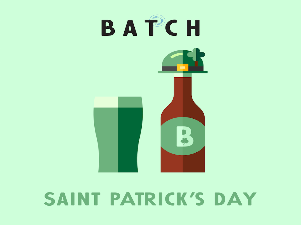 Batch Toronto St Patrick Photo