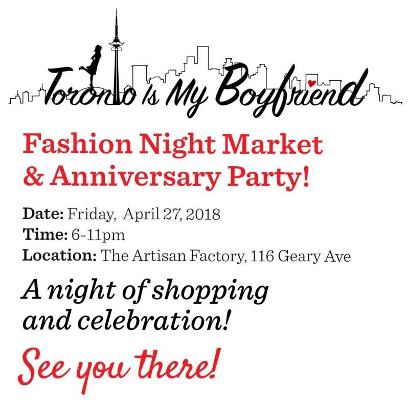 Fashion Night Market