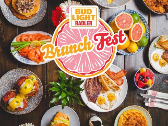 Bud Light Radler Brunch Fest