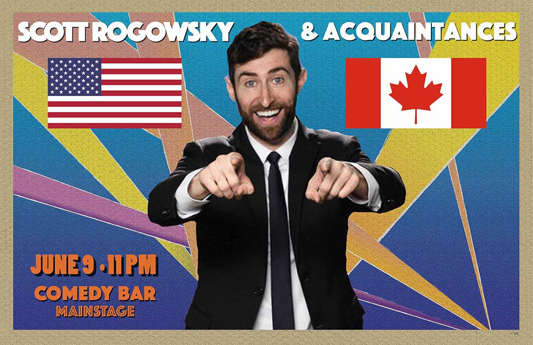 Scott Rogowsky & Acquaintances