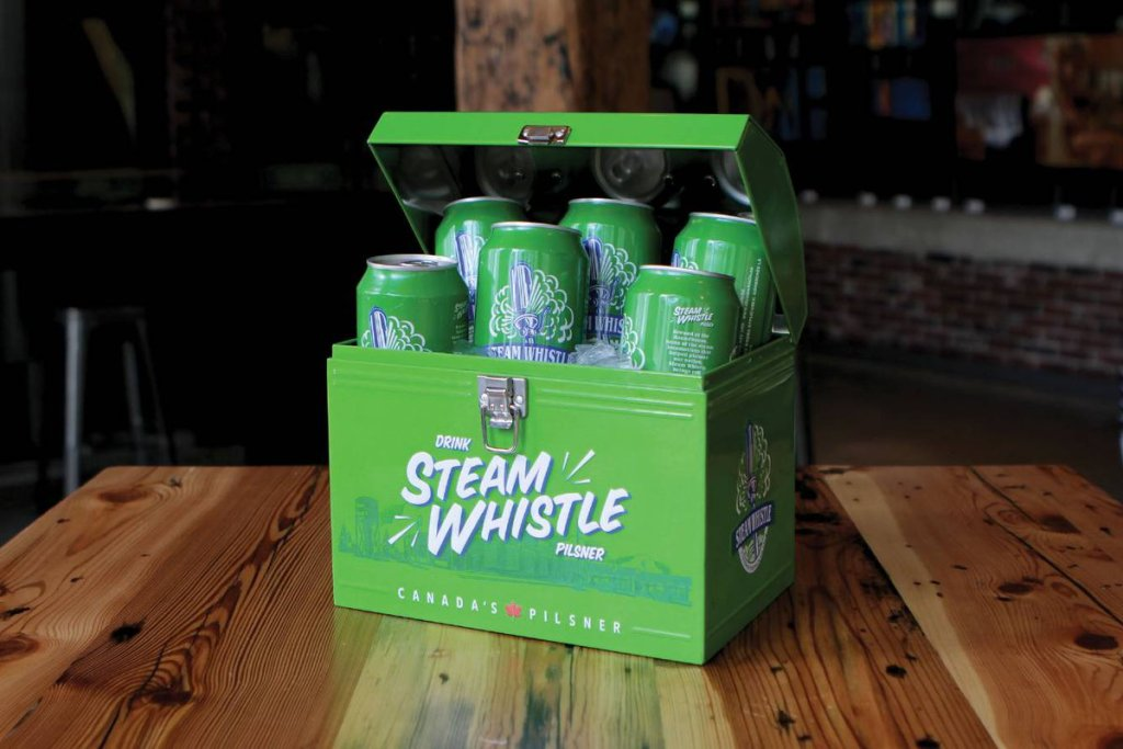 Steam Whistle Brewery