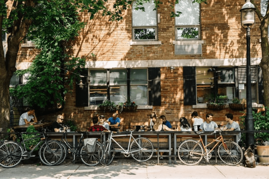 Toronto's Best Patio Guide - The Drake Hotel