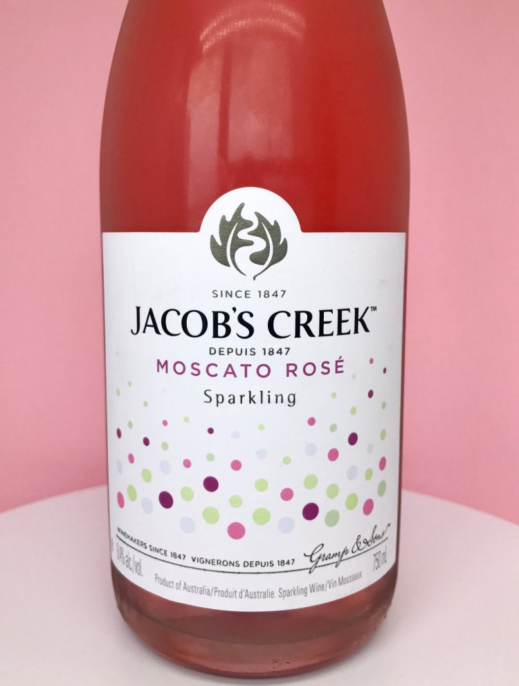 Moscato Rose Sparkling