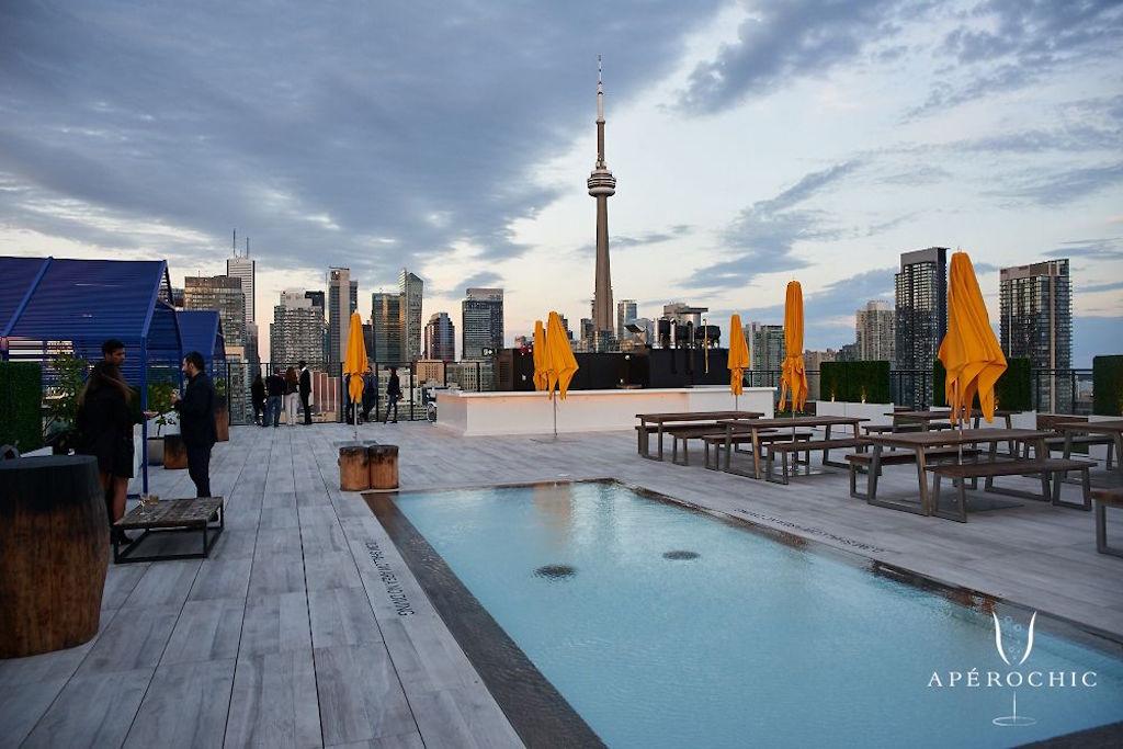 Toronto's Best Patio Guide -Lavelle Toronto