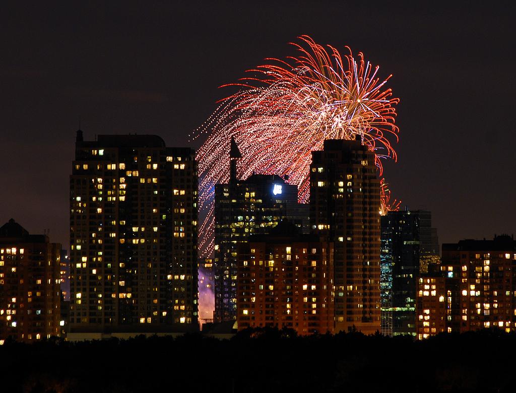 Toronto Fireworks