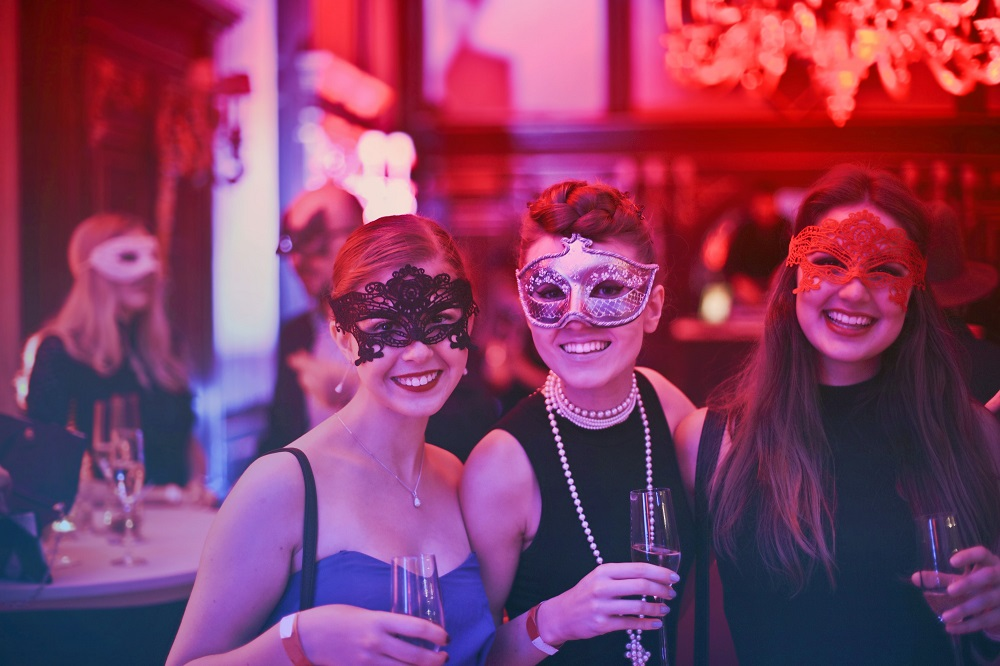masquerade ball toronto | View the VIBE Toronto