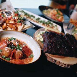 Real Sports Bar & Grill - Smoked BBQ Menu - Chef Matthew Sully | View the VIBE Toronto