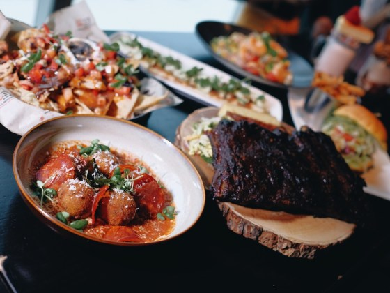 Real Sports Bar & Grill - Smoked BBQ Menu - Chef Matthew Sully | View the VIBE Toronto