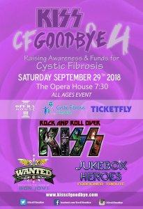 Kiss CF Goodbye