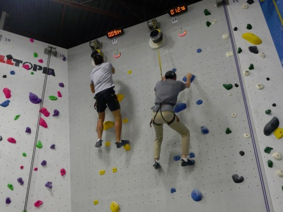 Hub Climbing in Markham - Rock Climbing | View the VIBE Toronto