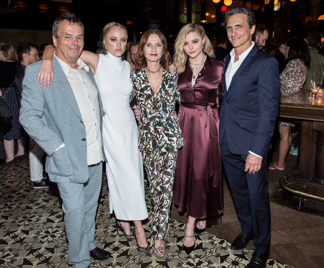 """TIFF 2018 afterparties - Weslodge For The """"Greta"""" Premiere Party 