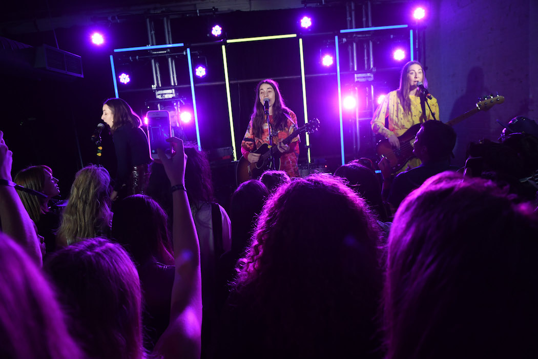 TIFF 2018 - RBCxMusic Hosted Special Performance By HAIM At RBC House Toronto Film Festival 2018 | View the VIBE