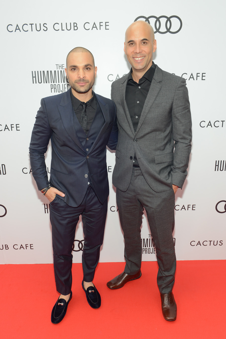 Michael Mando and Kim Nguyen at 'The Hummingbird Project' premiere party hosted by Cactus Club Cafe at First Canadian Place. (Photo: George Pimentel/Getty Images for Cactus Club Cafe) | View the VIBE