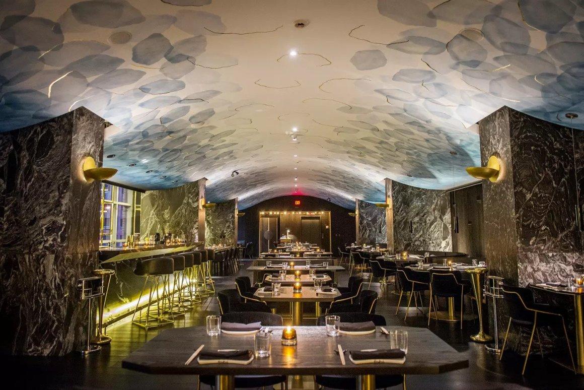 Akira Back Toronto Bisha Hotel | View the VIBE