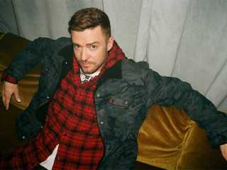 Justin Timberlake Levis Collaboration