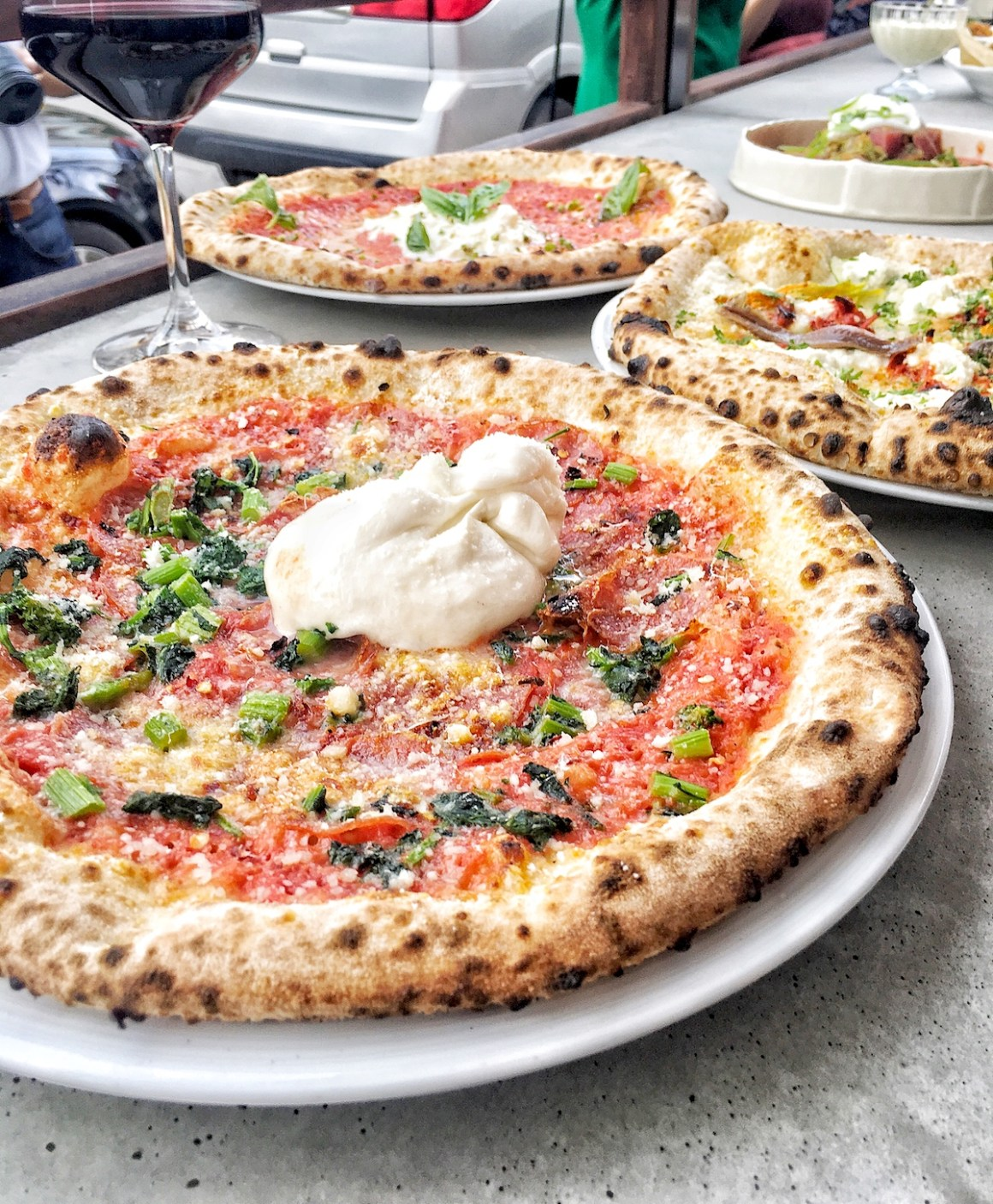 Noce Restaurant Toronto - Food Pizza Italian | View the VIBE