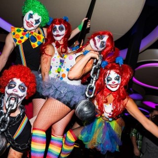 Halloween Parties Toronto | View the VIBE