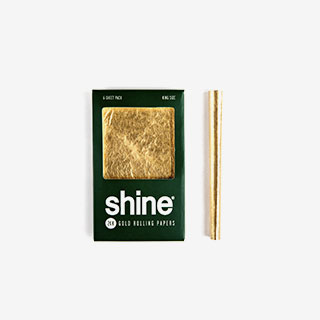 24k Gold Rolling Papers - View the VIBE