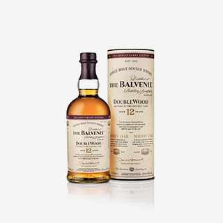 The Balvenie DoubleWood 12 Anniversary Edition - View the VIBE