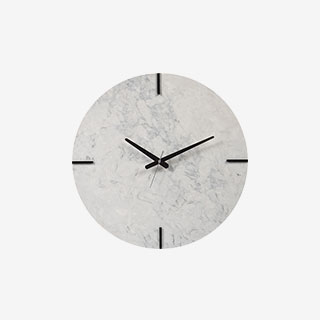 Caesarstone Noble Grey Wall Clock - View the VIBE