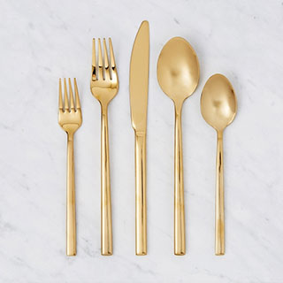 Structube 20- Piece Flatware Set - View the VIBE