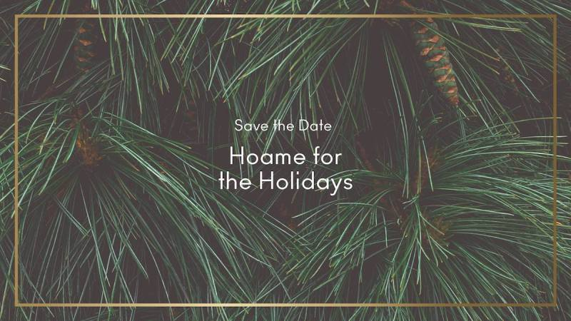 Hoame for the Holidays - Winter Markets - View the Vibe