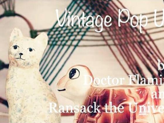 Vintage Pop Up