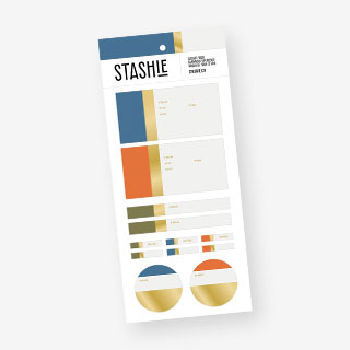 Stashie Cannabis Labels - View the VIBE