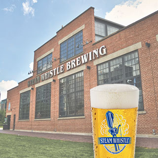 Steam Whistle Brewery - View the VIBE
