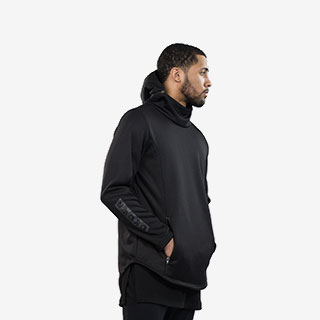 Umoro Tech Hoodie - View the VIBE