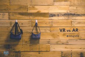 Realidad Virtual vs. Realidad Aumentada: ¿Cuál es la diferencia?