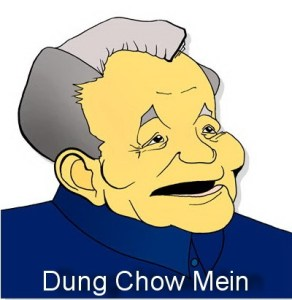 dung chow mein