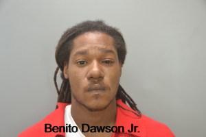 Mug Shot - Benito Dawson Jr.