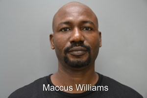 Mug Shot - Maccus O. Williams